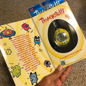original tamagotchi